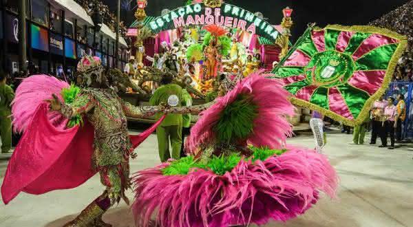 estacao primeira de mangueira entre as escolas de samba com mais titulos no carnaval do rio de janeiro