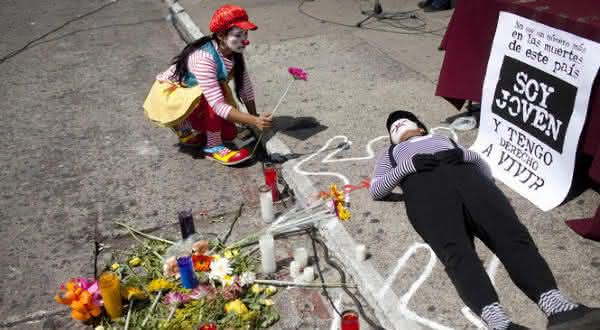 guatemala entre os paises os paises mais violentos do mundo