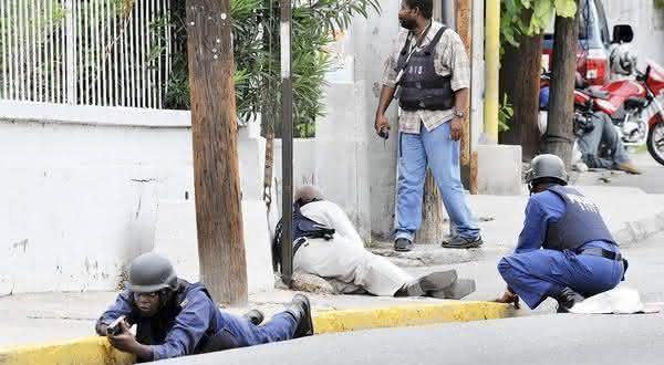 jamaica entre os paises com os maiores taxas de homicidios do mundo