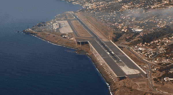 madeira entre os aeroportos mais perigosos do mundo