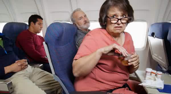 medo de voar entre os maiores medos dos seres humanos