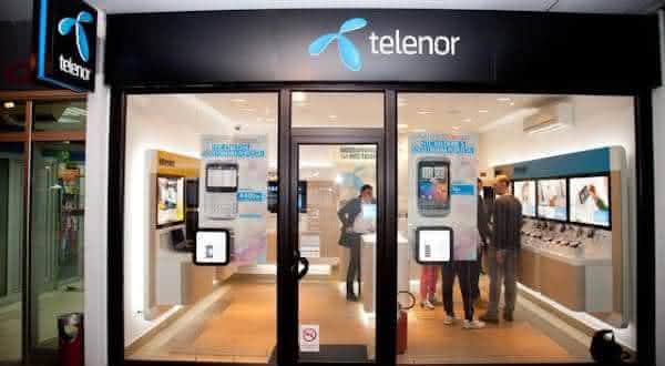 telenor entre as maiores empresas de telecomunicações do mundo