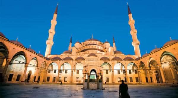 turquia entre os paises que mais recebem turistas do mundo