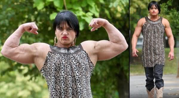 Candice Armstrong entre os casos de abuso de esteroides anabolizantes