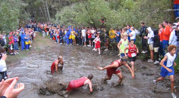 Corrida Cross Country entre os esportes mais dificeis do mundo