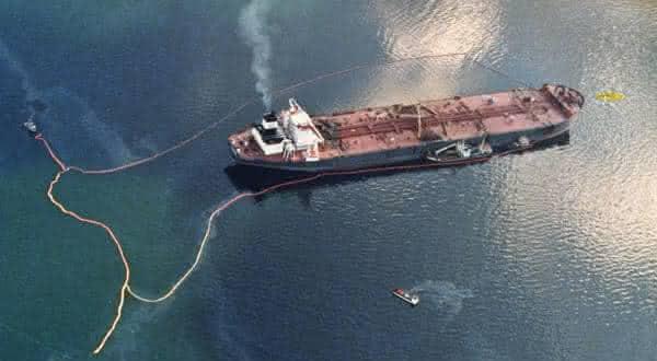 Derramamento de oleo Exxon Valdez entre os acidentes mais caros da historia