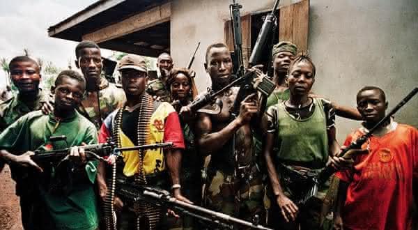 Frente Unida Revolucionaria entre os mais chocantes casos de canibalismo coletivo