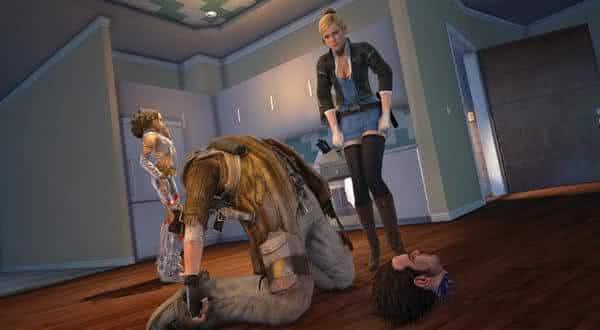 NeverDead entre os jogos mais violentos de todos os tempos