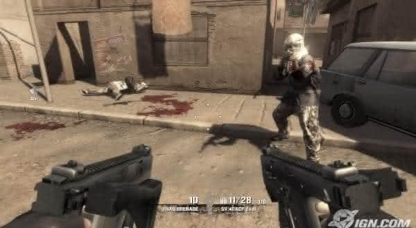 Soldier of Fortune entre os jogos mais violentos de todos os tempos