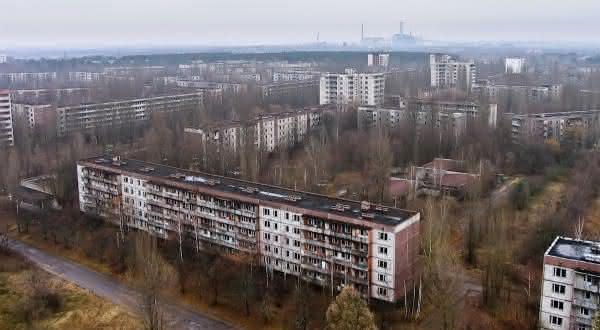 acidente nuclear chernobyl entre os acidentes mais caros da historia