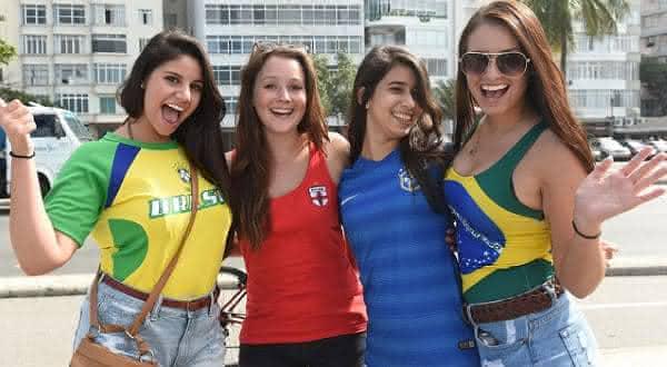 brasil entre os paises com mais mulheres bonita
