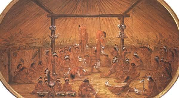 cerimonia okipa entre as mais agonizantes praticas religiosas