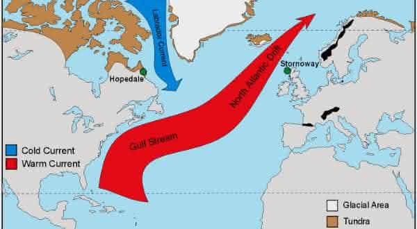 corrente do golfo entre as mais intrigantes teorias sobre o triangulo das bermudas