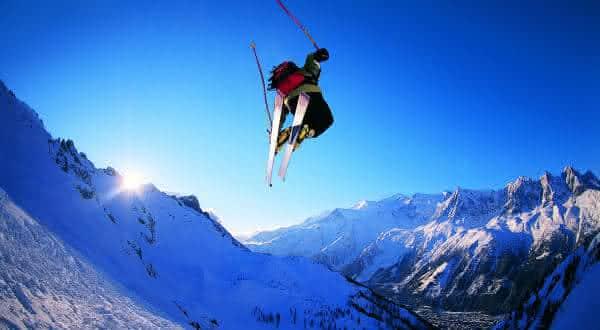 esqui entre os esportes mais dificeis do mundo