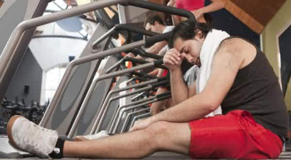 fazer exercicios entre as alergias mais  estranhas
