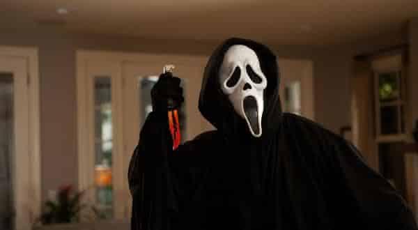 ghostface viloes dos filmes de terror mais assustadores de todos os tempos
