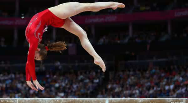 ginastica entre os esportes mais dificeis do mundo