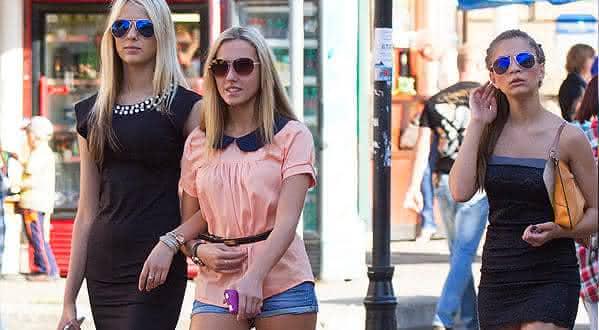 ucrania entre os paises com mais mulheres bonita