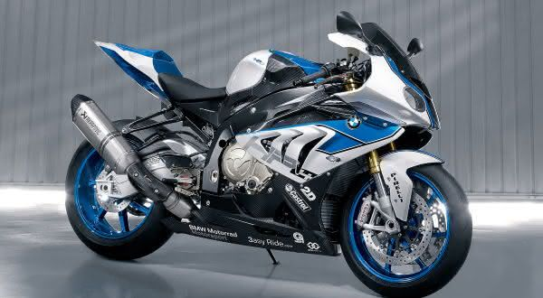 BMW S1000RR entre as motos mais rapidas do mundo