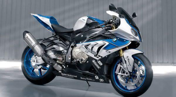 motos mais rápidas do mundo BMW S1000RR