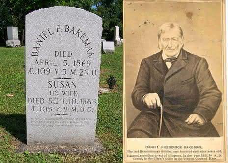 Daniel Frederick Bakeman e Susan Bakeman um dos casamentos mais longos de todos os tempos