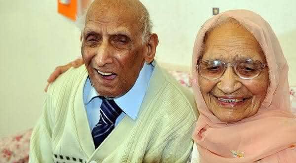 Karam Chand Kartari Chand um dos casamentos mais longos do mundo