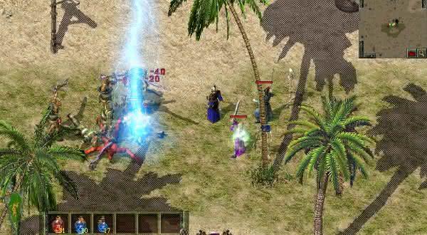 Legend of Mir III entre as mortes bizarras influenciadas por jogos eletronicos - Cópia