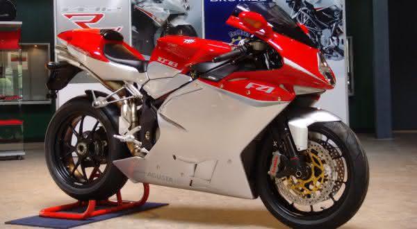 motos mais rápidas do mundo MV Agusta F4 R312