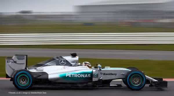 Mercedes entre as equipes mais valiosas da formula 1
