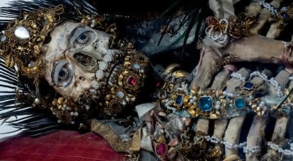Sao Valerio de Saragoca entre as relíquias mais misteriosas