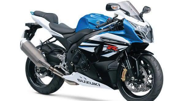 motos mais rápidas do mundo Suzuki GSX-R1000