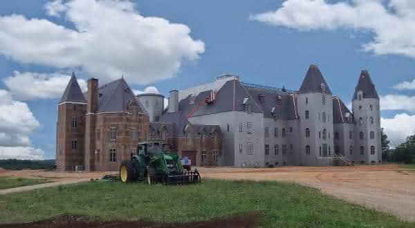 The Pensmore Mansion entre as maiores casas do mundo