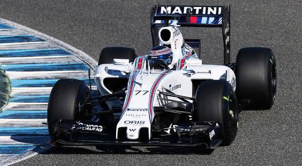 Williams entre as equipes mais valiosas da formula 1