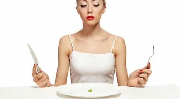 morrer de fome entre os mitos sobre emagrecimento