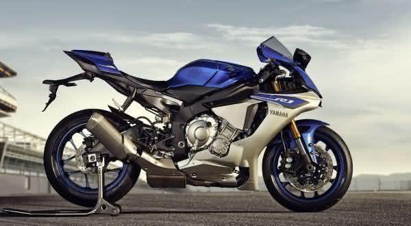 motos mais rápidas do mundo Yamaha YZF-R1