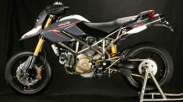 Ducati NCR Leggera 1200 Titanium Special entre as motos mais caras do mundo