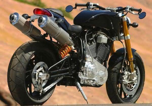 Ecosse Titanium Series FE Ti XX 2 entre as motos mais caras do mundo