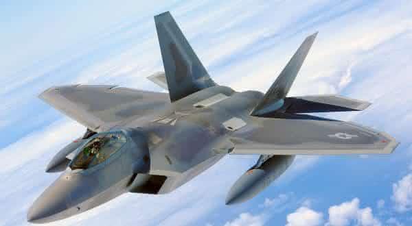 F-22 Raptor entre os caças mais caros do mundo