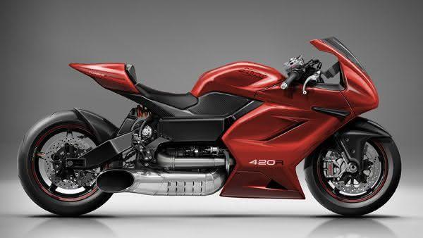 MTT Turbine Streetfighter entre as motos mais caras do mundo
