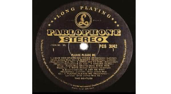 The Beatles Please Please Me  entre os discos de vinil mais valiosos de todos os tempos