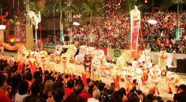 ano novo chines entre as festas mais populares do mundo