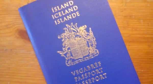 islandia entre os passaportes mais poderosos do mundo