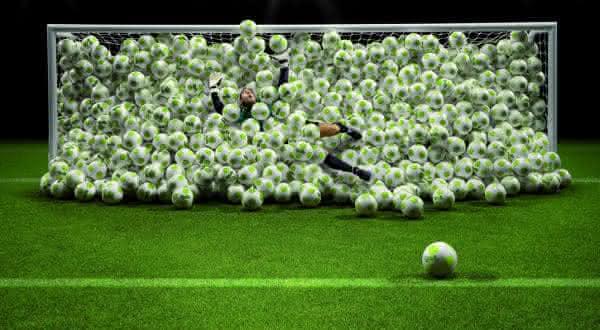 maior numero de gols entre as coisas que voce nao sabia sobre o futebol