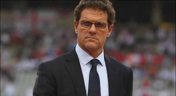 Fabio Cappelo entre os melhores treinadores de futebol do mundo