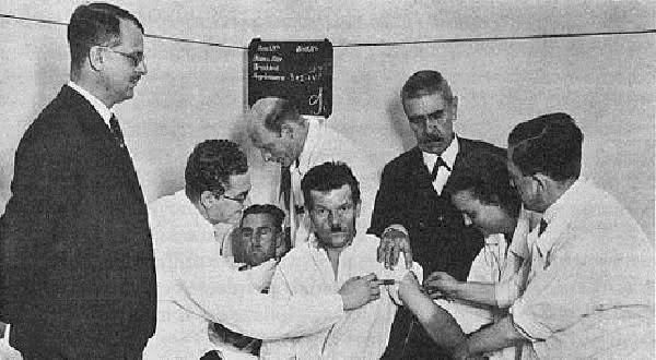 Infeccoes de Malaria em Massa entre os chocantes experimentos nazistas