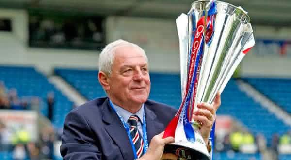 Walter Smith entre os melhores treinadores de futebol do mundo
