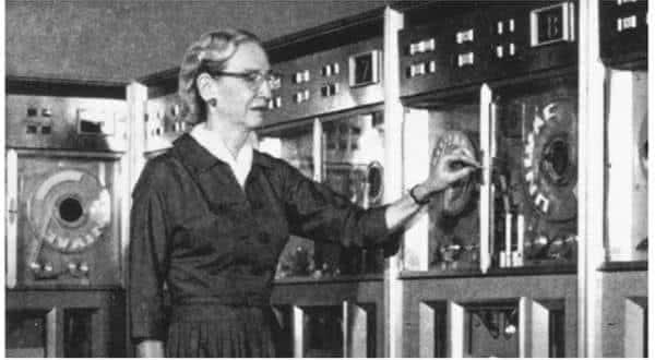 Grace Hopper entre os maiores programadores de todos os tempos