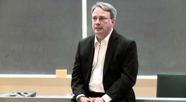Linus Torvalds entre os maiores programadores de todos os tempos