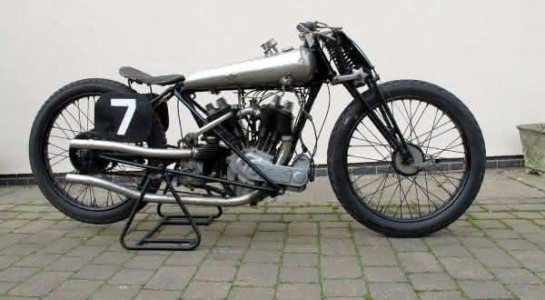 Brough Superior SS-80 entre as motos mais caras ja vendidas em leilao