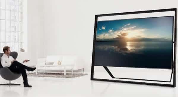 Samsungs UA110S9 110 Inch TV entre os televisores mais caros do mundo